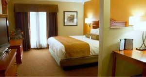 Best WesternGovenors Suites