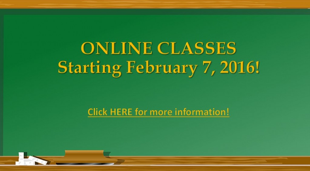 ARES Online Classes Coming Soon!